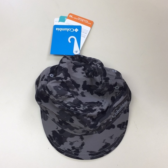 bce95d0c0 Columbia Youth Silver Ridge Patrol Cap S/M